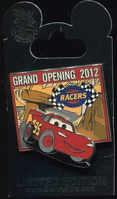 DLR Radiators Springs Racers Opening Day LE Disney Pin 91059