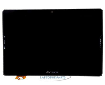 New 10.1'' Lenovo A10-70 A7600-F A7600-H LCD Panel+Touch Screen Digitizer Glass