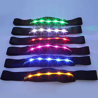 Running Belt LED Bum Bag for Jogging Cycling Gym Yoga Store Smartphone Money NEW