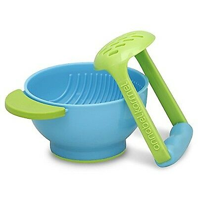 NUK  Mash  and  Serve  Bowl  for  Making  Homemade  Baby  Food  NUK  78963