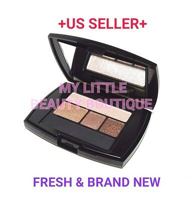 Lancome COLOR DESIGN Eye Brightening 5 Shadow Palette 103 GOLDEN FRENZY ~NEW~