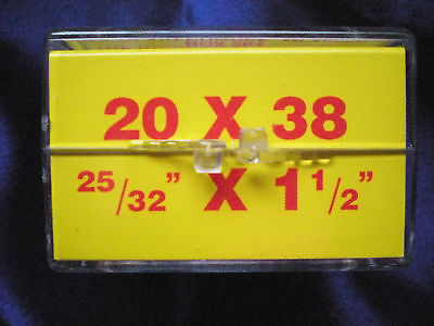 Horolovar 20x38 Mainspring 4 Koma Std 400 Day Anniversary Clock + Instructions