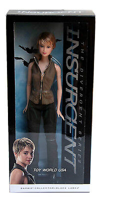 Barbie The Divergent Series Insurgent Tris Doll