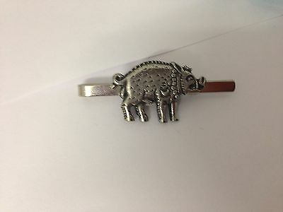 Fashion Jewelry Please Buy Me A Pint Refc3 English Pewter Emblem On A Tie Clip 4cm Long By Sb Jewelry & Watches