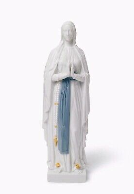 Lladro #8346 OUR LADY OF LOURDES 01008346   BRAND NEW IN BOX