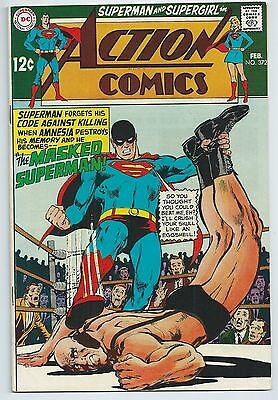 Action Comics 372 VF Neal Adams cover