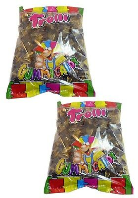 Trolli Oiled Cola Bottles 4kg Bag Candy Buffet Gummy Lollies Sweets Party Favors