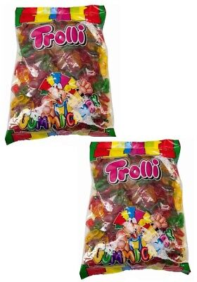 Trolli Flat Feet 4kg Bag Candy Buffet Gummy Jelly Lollies Sweets Party Favors