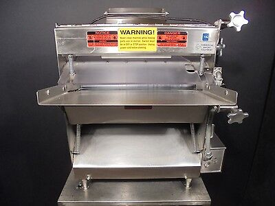 Pizza Dough Roller  Acme Mrs Ii-R  Sheeter