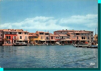 CPSM - PORT-GRIMAUD Houses of fishermen