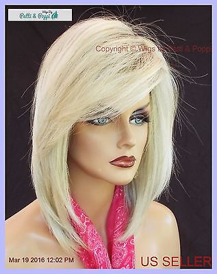 Avery Designer Wig  *Color Silky Sand ✮ Captivating Softly Layered   Nib