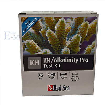 Red Sea Kh / Alkalinity Pro Test Kit (Marine)