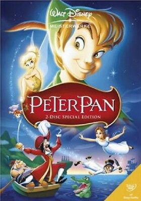 DVD - Peter Pan - 2 Disc Special Edition /  #2452
