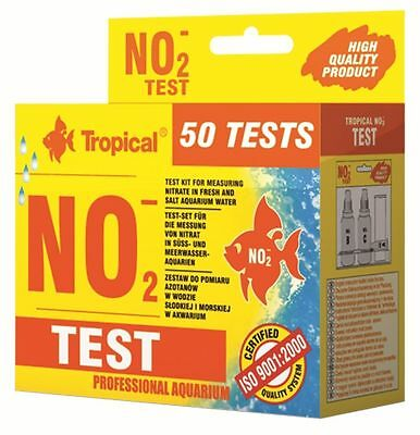 TROPICAL NO2 test kit or NO3 test kit for measuring the concentration of nitrate