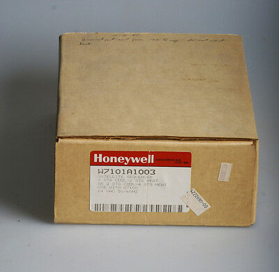 Honeywell Satellite Sequencer heating, cooling control W7101A1003 6 Stage