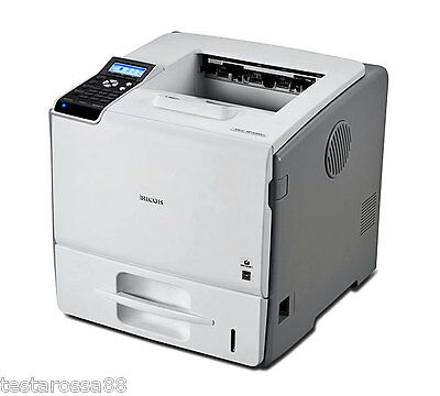 RICOH Aficio SP5200DN High Speed Mono Laser Printer Tested & Guaranteed