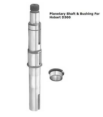 Planetary Shaft & Bushing For Hobart D300 Mixer Part # 71187