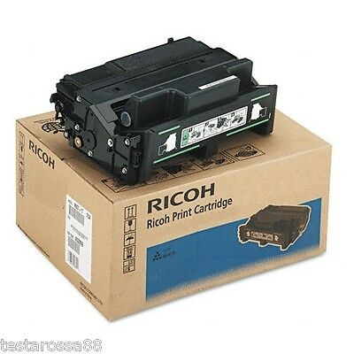 Genuine RICOH LANIER Aficio SP5200DN Mono Laser Toner Cartridge 25,000 pg yield
