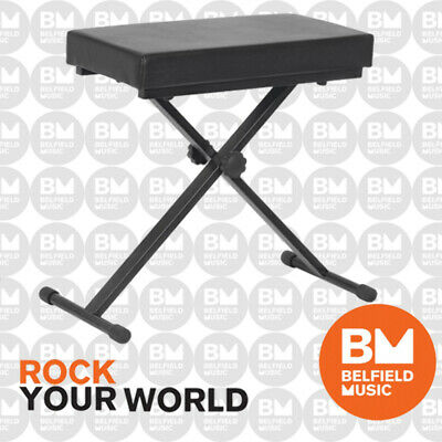 XTREME KT140 Keyboard Bench Stool Large KT-140 - BNIB - Belfield Music