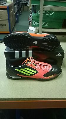 best sneakers bec40 962b2 Adidas F5 TRX TF Astro Trainers Size 9.5 - RRP £50.00