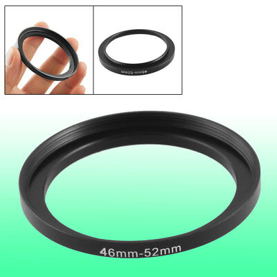 Camera Repairing 46mm to 52mm Metal Step Up Filter Ring Adapter