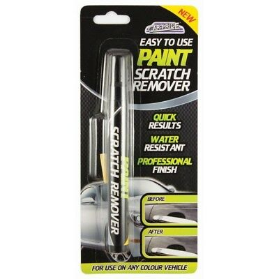 CAR SCRATCH TOUCH UP REPAIR REMOVER REMOVAL BODY SHOP PAINT FIX IT PEN (New)