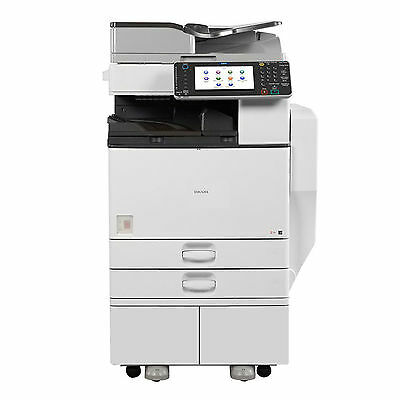 Ricoh Aficio MP 4002 A3 Black & White Laser Printer Copier Scanner MFP 110K 5002