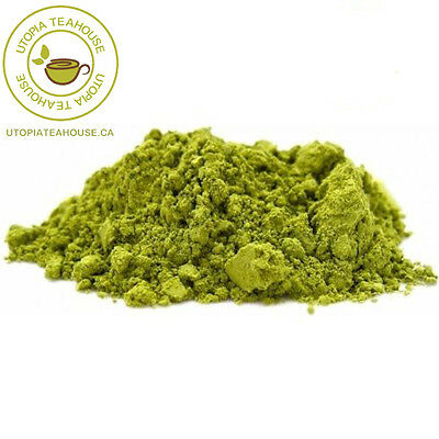 Organic MATCHA (Jasmine Tea) Green Tea Powder - 100g / 3.5oz