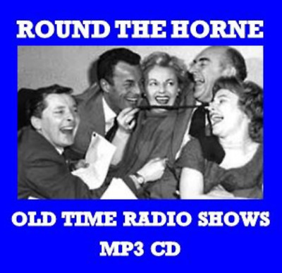 Round the Horne 71 Old Time Radio Comedy Shows MP3 CD 35 Hrs round the horne otr