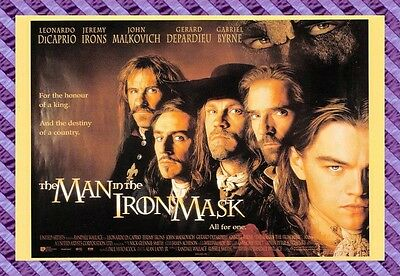 CPM - THE MAN IN the IRON MASK - Leonardo DICAPRIO
