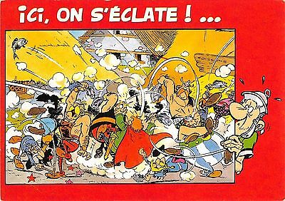 Postcard Asterix