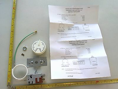 1409938 Fridge Refrigeration Thermostat Temperature Control Danfoss Kit