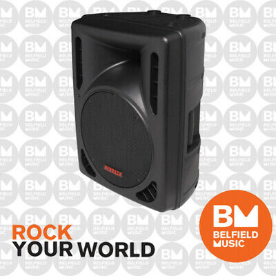 "Redback C0993 PA Powered Speaker 2-Way Club Series 254mm 10"" 180W w/ MP3 USB"