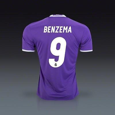 Real Madrid EXTERIEUR Football 9# BENZEMA