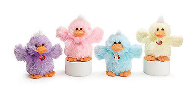 Easter Quacking Adorable Ducks 6 Inch Plush Toy (Assorted Colors)