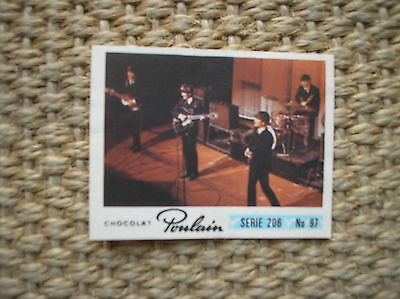 The Beatles 1967 French Card Figurina Image Vignette France