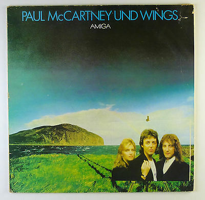 """12"""" LP - Paul McCartney Und Wings - Same - B4567 - washed & cleaned"""