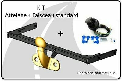 ATTELAGE RENAULT MASTER Plateau / Chassis cabine dès 07/2010