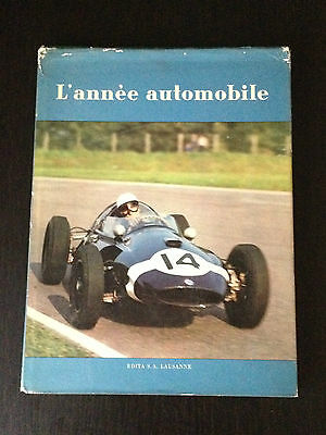 Original L´annee Automobile # 7 - 1959/1960 - Year Book Anuario Annuaire