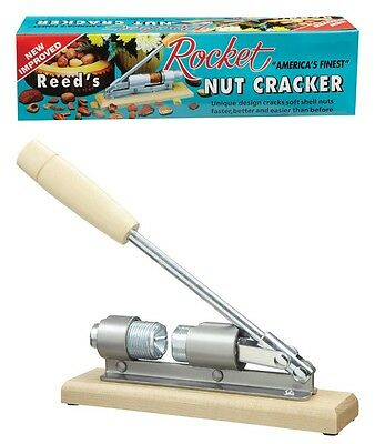 "Reed's ""New & Improved"" Rocket Nut Cracker (model 816)"