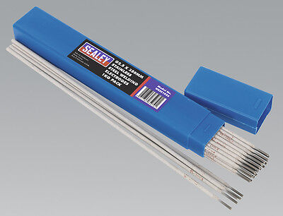 Sealey WESS1025 Welding Electrodes Stainless Steel Ø2.5 x 350mm 1kg Pack