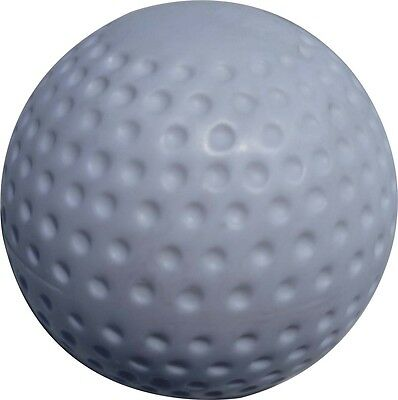 Brand New White Color Dimple Hockey Ball Match Play