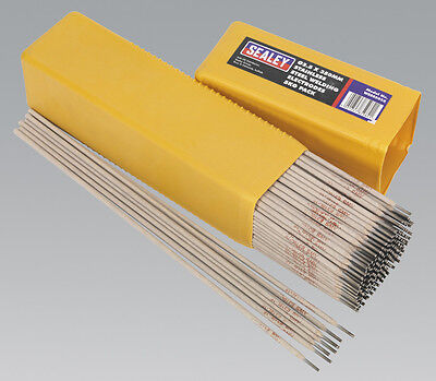 Sealey WESS5025 Welding Electrodes Stainless Steel Ø2.5 x 350mm 5kg Pack