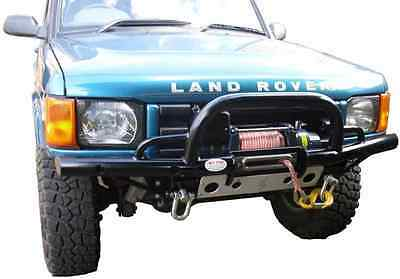 Land Rover Discovery 2 Front Winch A Bar With Swivel Eyes