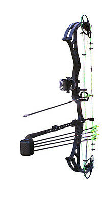 Trophy Taker Option Archery Quivalizer Bow Quiver Stabilizer Tactical