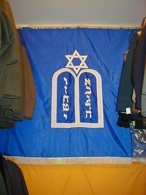 USA:Flag Identification Jewish Chapel 130 x 165 cm