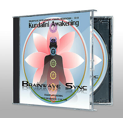 CHAKRA Meditation KUNDALINI AWAKENING the ENERGY CD New