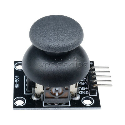 NEW 5Pin JoyStick Breakout Module Shield PS2 Joystick Game Controller