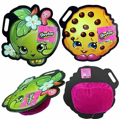 Shopkins Laptop Lap Desk, Special Collector's Edition (Choose Character Style)
