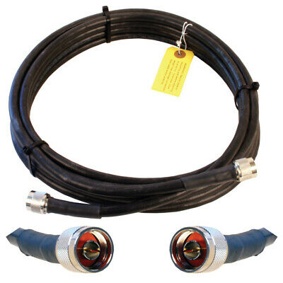 Wilson 400 20' Ultra Low Loss Coax Cable N+/+ 952320